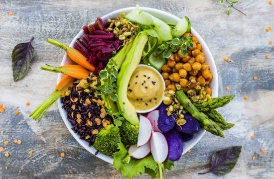 Les grands principes d'une alimentation anti-inflammatoire