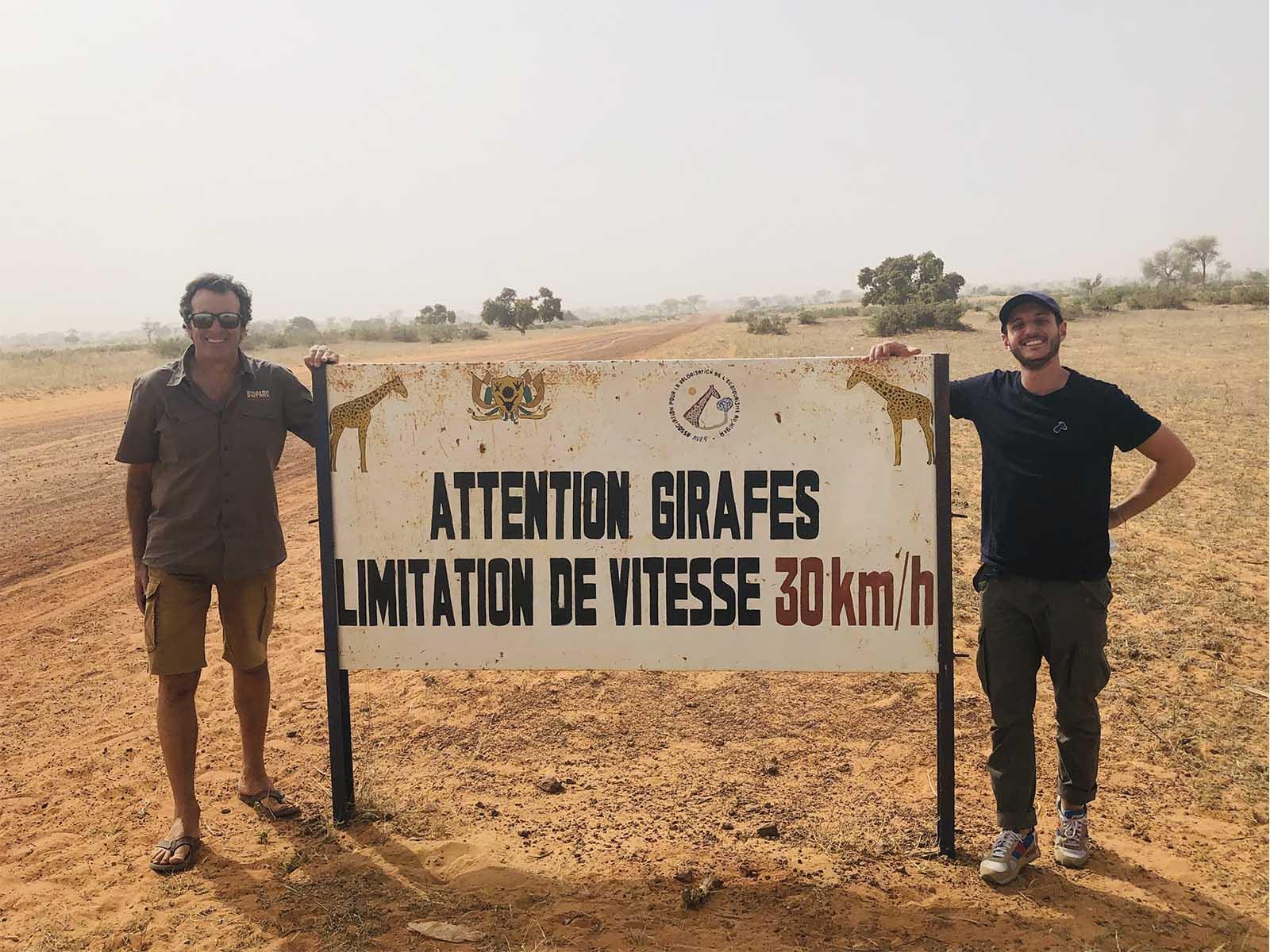 Save the Girafes